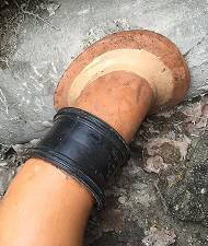 Drainage connection