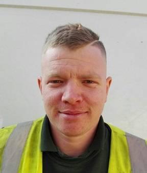 Lewis Harding - Team Leader